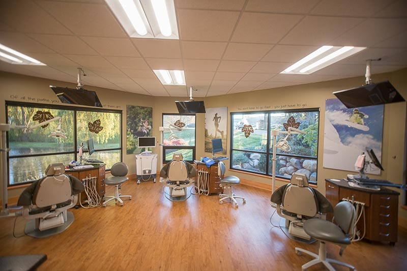 dentist electrical installation